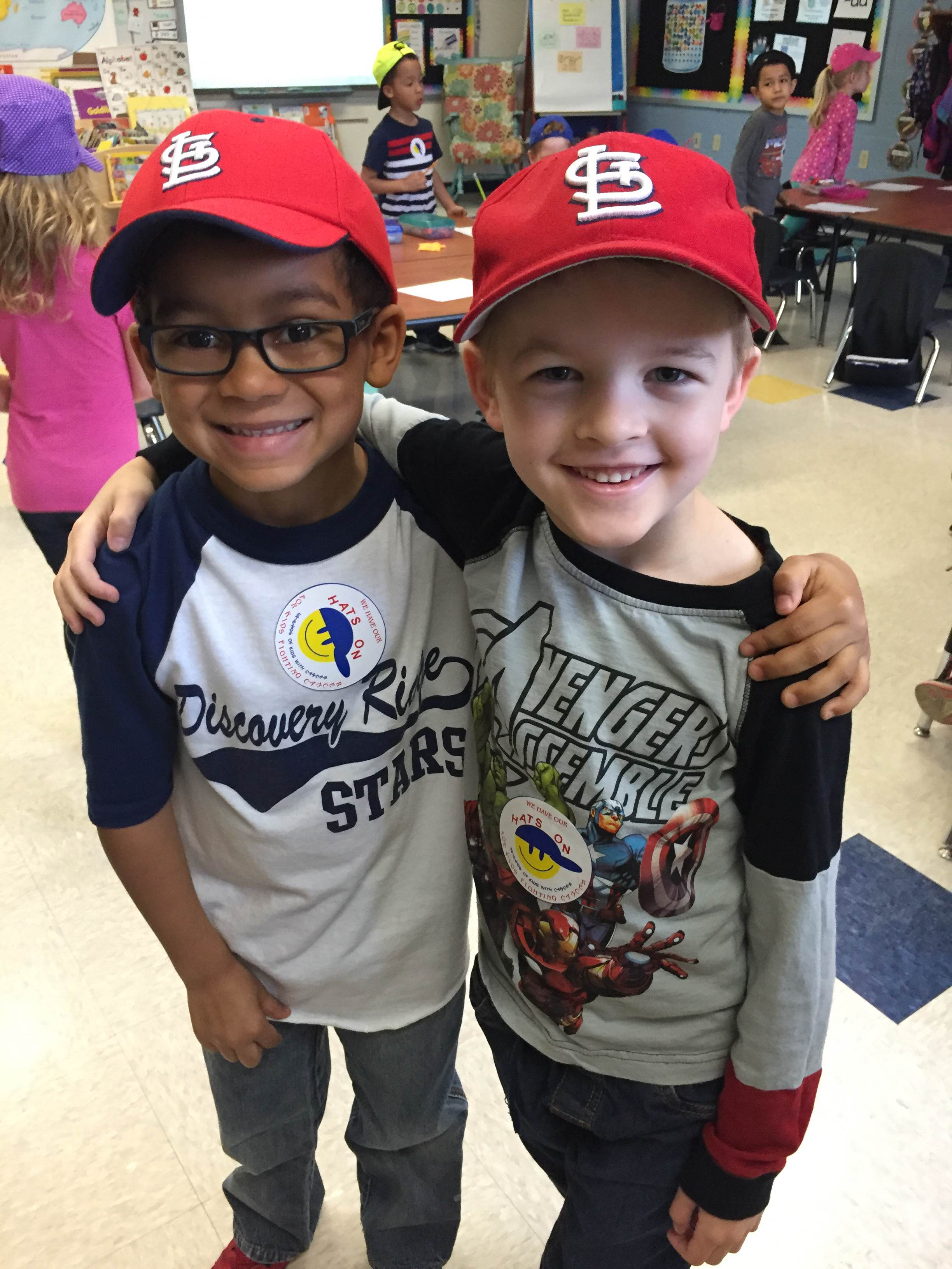 Friends of Kids with Cancer | Hats on Day