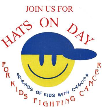 Hats On Day Logo